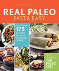 The Real Paleo Diet Fast & Easy von Loren Cordain (2016, Taschenbuch)