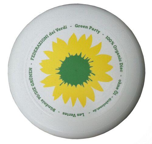 EURODISC Frisbee 175g Summer Spring GRÜNE Ultimate Frisbeesport 100/% Organic