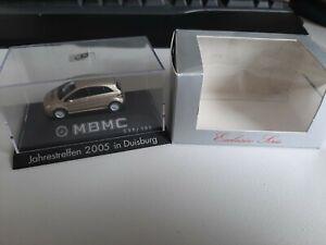 Herpa-1-87-Mercedes-Benz-B-Klasse-Jahrstreffen-2005-MBMC-Duisburg