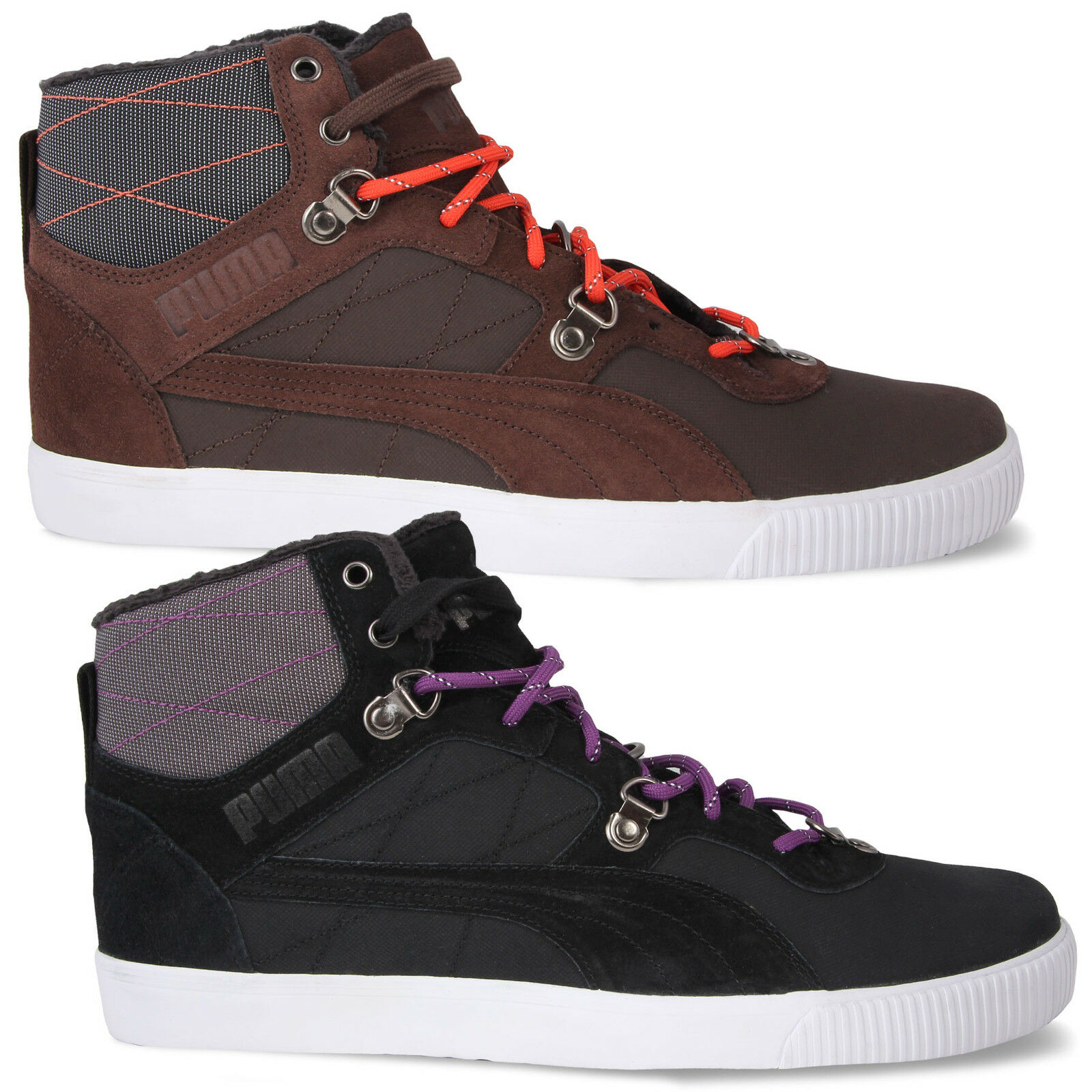 Puma mid Sneaker shoes Tipton Winter shoes Boots Padded Boots 40 - 47