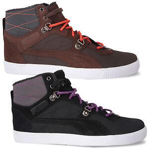 Puma Chaussures D'hiver 47 Tipton 40 Mid Fourrées Baskets Bottes nmwN80