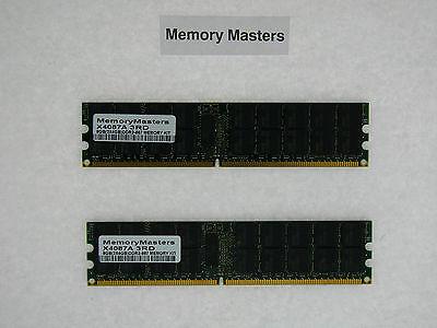 Liefdadig X4087a 8gb (2x4gb) Memory Sun Fire X2200 M2 T5220 Elegant En Sierlijk