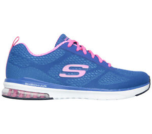 Foam Chaussures Skech Infinity 12111 Blhp Original Memory Bleu Shoe Skechers Air nOxpYdqCq