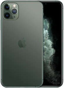 Apple-IPHONE-11-Pro-Max-64GB-Midnight-Vert-Italia-LTE-Nouveau-Smartphone-Ios-13