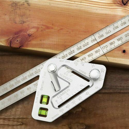 Angle Ruler A Revolutionary Menuiserie Outil-meilleur outil multi-fonction de mesure