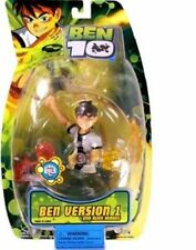 BEN 10 DNA Alien Heroes Ben Version 1 Cartoon Network 6' New Factory Sealed 2007
