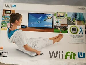 Wii Fit Plus Game With Balance Board Complete Set In Original Box