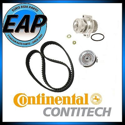 For 98-06 Golf Jetta Beetle 2.0L 4cyl OEM Contitech Timing Belt Water Pump Kit