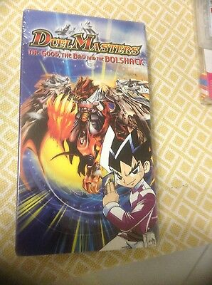 Duel Masters - The Good, The Bad and the Bolshack (VHS, 2005)
