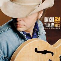 Dwight Yoakam - 21st Century Hits: Best Of 2000-2012 [new Cd] on sale