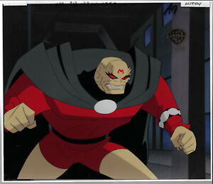 Warner Brothers Animated Series Production Cel Etrigan-The Demon Within
