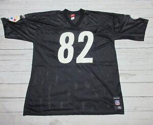 d803d940c Image is loading Antwaan-Randle-El-82-Pittsburgh-Steelers-jersey-vtg-