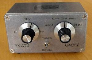 receive l type antenna tuning unit for random wire antennas made rh ebay co uk