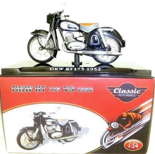 Atlas Motorrad Modell 1:24 DKW RT 175 VS 1952