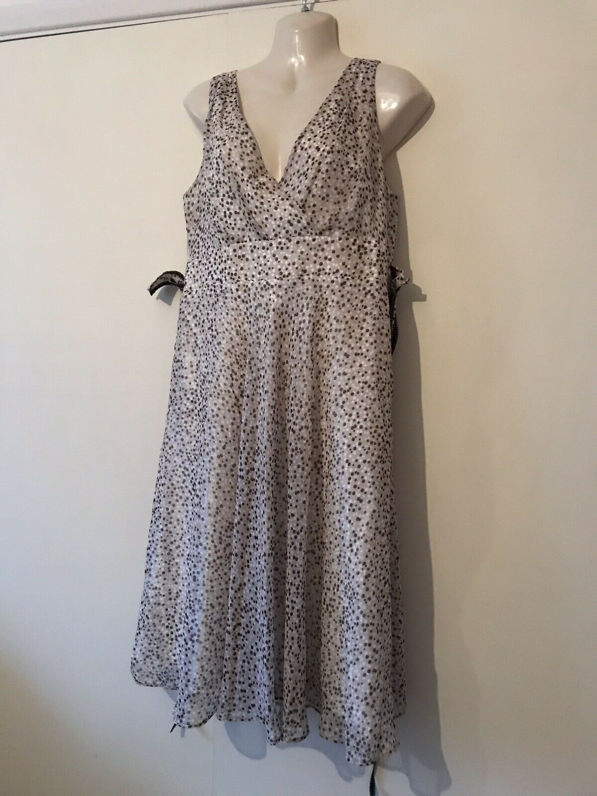 Debenhams debut dress size 14 Spring Summer Bnwt