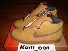Nike Dunk High Pro SB Sz 11 Wheat UNKLE Supreme FLOM Lucky Skunk Huf USA B