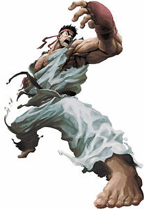 Details About Framed Game Character Print Ryu Street Fighter Picture Poster Art Xbox Ps4