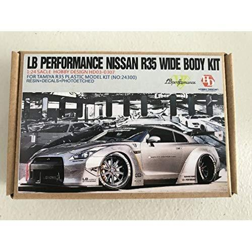 Nissan lb Desempeño Nissan R35 Gt-R 1 24 Detail Set de Hobby Diseño Hd03-0307