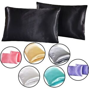 Silky Satin Pillow Case For Hair Luxury Pillowcase