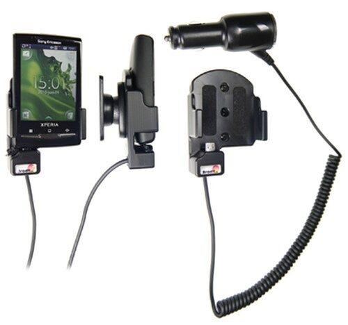 conexión para Sony Ericsson Xperia mini x10 Vehículos BRODIT soporte 512155 con Zig