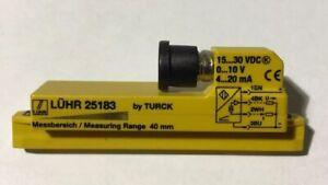 TURCK-wim40-ntl68-liu5x-v114-magnetique-repro-linearweg-Capteur