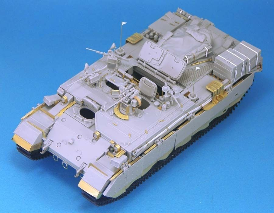Legend 1 35 IDF Puma Conversion Set for AFV Club Centurion