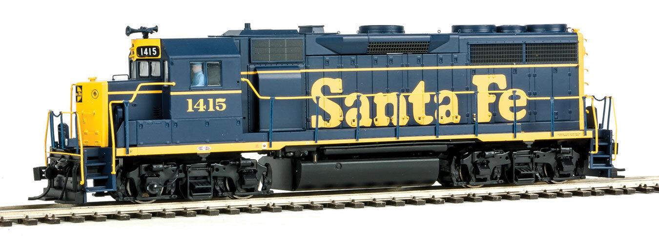 920 -42151 EMD GP35 Fas 2 w  SoundTraxx (R) Tsunami (R) Ljud & DCC Santa Fe
