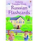 Everyday Words Russian Flashcards by Felicity Brooks, Jo Litchfield (Novelty book, 2009)