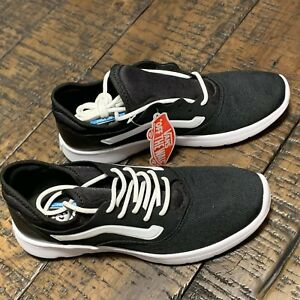 Vans Iso Route Staple Black True White Ultracush Men s Size 11 ... 84a69c8c3
