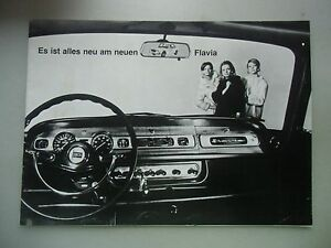 Lancia Flavia Es ist alles neu ... Servizio Stampa Lancia N. 8799205 - 7/67 - Eggenstein-Leopoldshafen, Deutschland - Lancia Flavia Es ist alles neu ... Servizio Stampa Lancia N. 8799205 - 7/67 - Eggenstein-Leopoldshafen, Deutschland