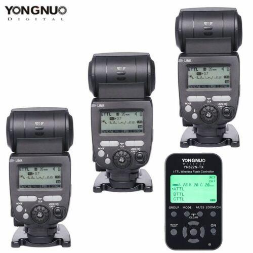 Kit For Nikon YN622N-TX Flash Controller YONGNUO YN685 TTL Flash Speedlite