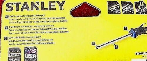 "Stanley PHILLIPS BLADE  #2   X  4/""  Standard Fluted Screwdriver SCREWDRIVER New"