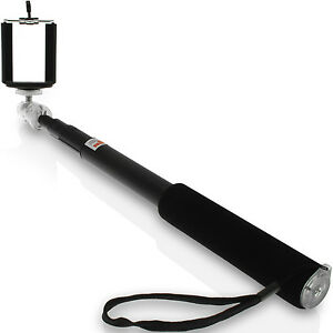 selfie stange stick stab einbeinstativ teleskop monopod. Black Bedroom Furniture Sets. Home Design Ideas