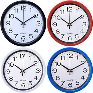 Large-Vintage-Silent-Analogue-Quartz-Round-Wall-Clock-Home-Bedroom-Kitchen