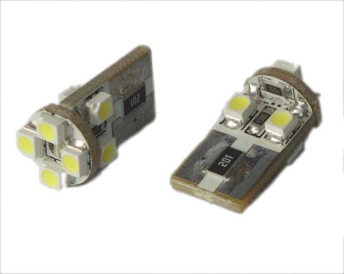 Canbus Error Free LED Sidelight Bulbs For Mercedes A C V Class Slk Clk