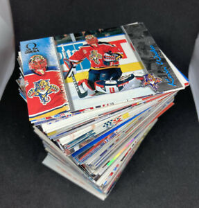 240x *RANDOM* Florida Panthers Hockey Cards 80s & 90s Base NHL Bundle Lot