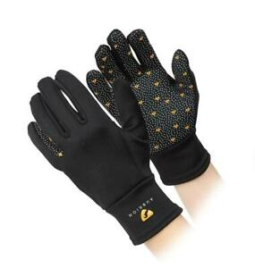 Shires-Aubrion-Patterson-Winter-Gloves-in-Black-Ladies