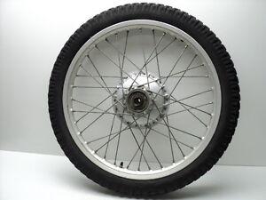 Honda-MR250-MR-250-Elsinore-5025-Aluminum-Front-Wheel-amp-Tire