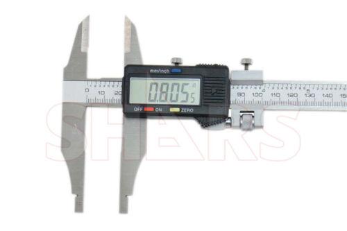 """12/"""" Heavy Duty Long Jaw Electronic Caliper NEW"""