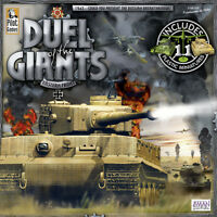 Duel Of The Giants Board Game -