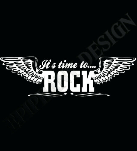 Rock T-Shirt Heavy Metal T-Shirt Gig T-Shirt Party Led Zeppelin AC//DC Guitar