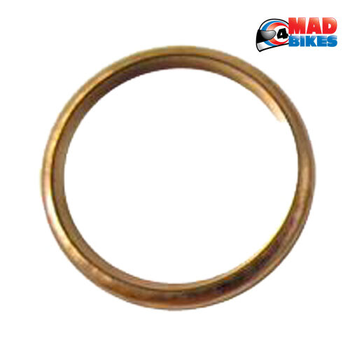 Scooter Motorcycle Motorbike Exhaust Front Pipe to Head Copper Gasket Ring