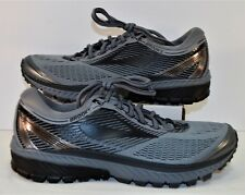 c0157cc836876 Brooks Ghost 10 DNA Primer Grey   Ebony Running Shoes Sz 8.5 NEW 1102571D034