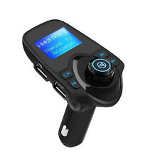 3.0 Bluetooth FM Transmitter Auto MP3 USB Musik Player Freisprechanlage TF AUX