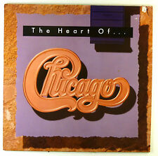 """12"""" LP - Chicago  - The Heart Of... - C2262 - washed & cleaned"""
