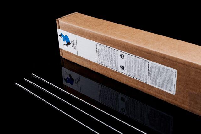 "ERCuSi-A X 1//16/"" X 36/"" X 10 lb Box TIG Bronze Blue Demon copper welding wire"