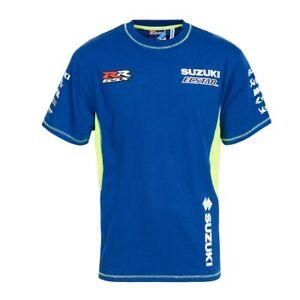 Suzuki-Ecstar-Motogp-Team-T-Shirt-New-Official-Merchandise