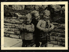Foto-Stuttgart-Killesberg-Park-Frau-Junge-Mädchen-German-Boy-Girl-1940