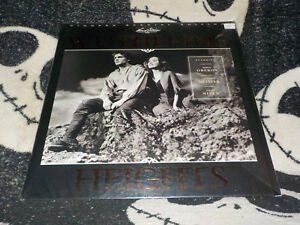 Wuthering-Heights-Pioneer-se-Laserdisc-Ld-Giornale-Clip-Ordini