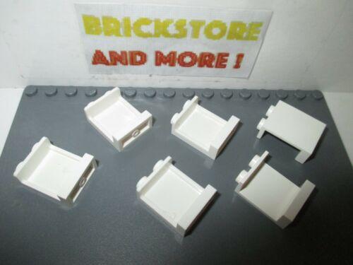 Lego Panel Panneau Wall Mur 1x2x2 4864 White//Blanc Choose Quantity